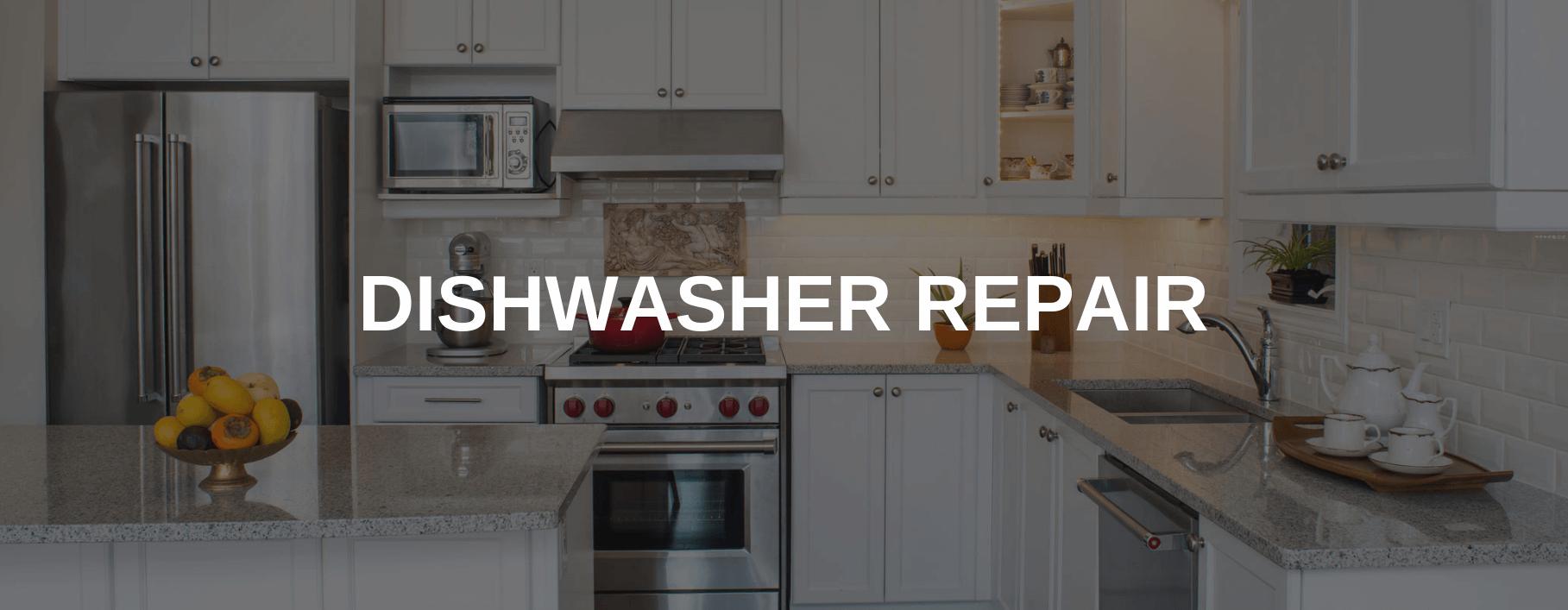 dishwasher repair corona